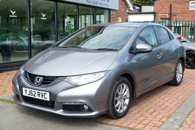 used Honda Civic I-DTEC ES-T 5DR HATCHBACK in ashley-cheshire