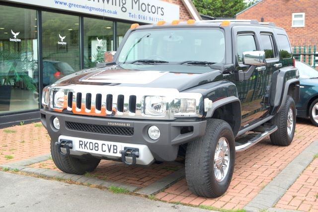 used Hummer H3 3.7 SE SUV - RIGH HAND DRIVE in ashley-cheshire