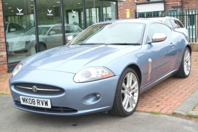 used Jaguar XK COUPE in ashley-cheshire