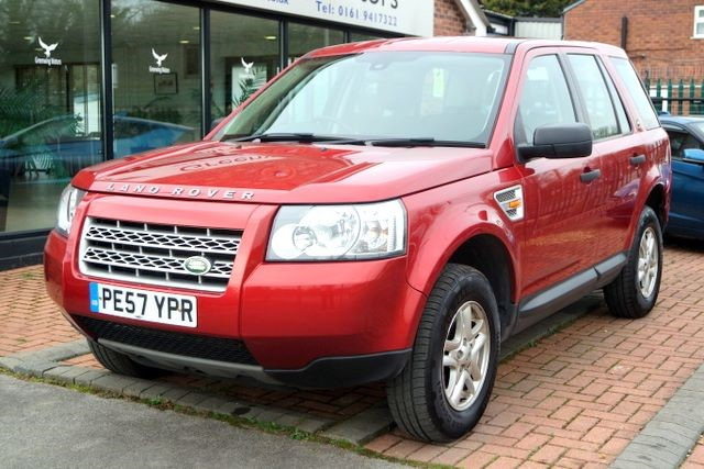 used Land Rover Freelander TD4 S 4WD in ashley-cheshire