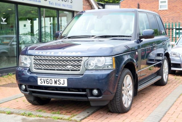 used Land Rover Range Rover TDV8 VOGUE in ashley-cheshire