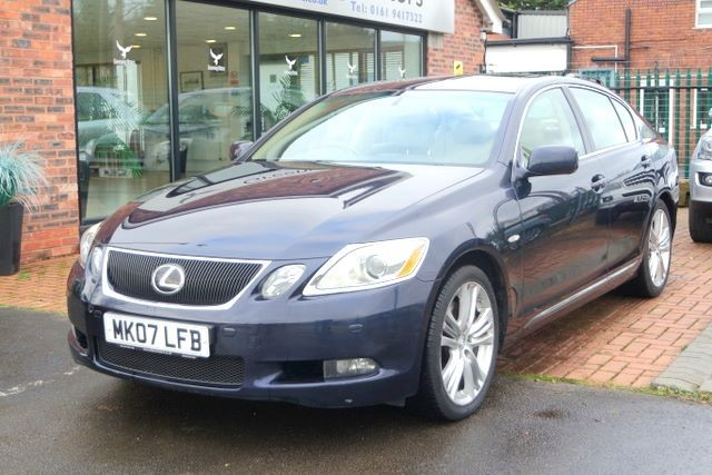 Lexus GS 450h for sale