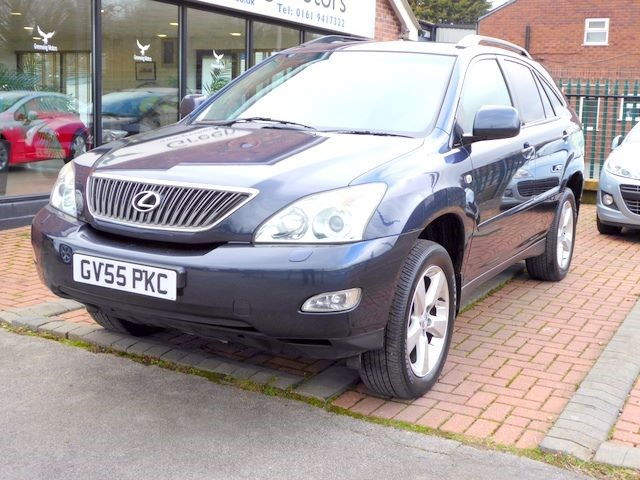 used Lexus RX 300 LIMITED EDITION 4WD  in ashley-cheshire