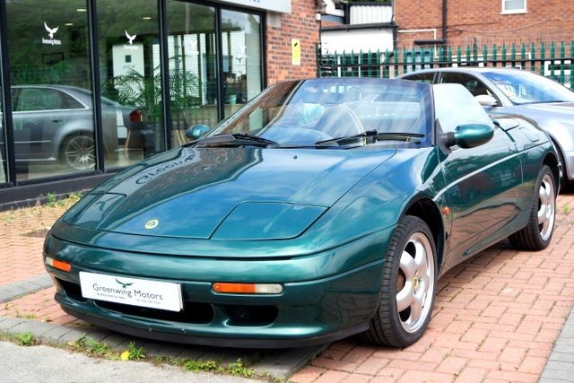 used Lotus Elan SE S2 M100 CONVERTIBLE in ashley-cheshire
