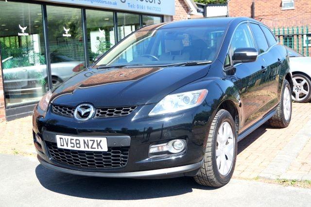 used Mazda CX-7 2.3 STATION WAGON 4WD in ashley-cheshire