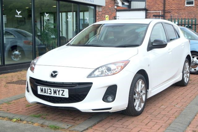 used Mazda Mazda3 VENTURE EDITION 1.6 5DR HATCHBACK in ashley-cheshire