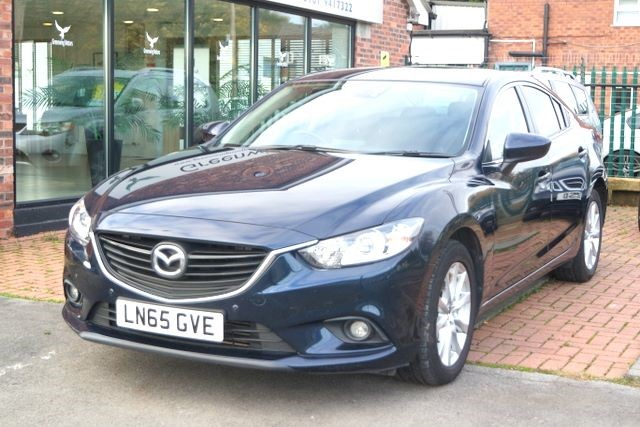 used Mazda Mazda6 SKYACTIVE D SE-L NAV in ashley-cheshire