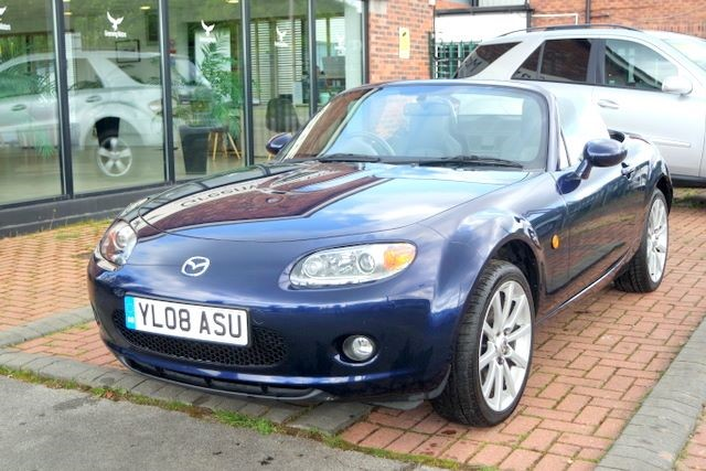 used Mazda MX-5 SPORT CONVERTIBLE in ashley-cheshire