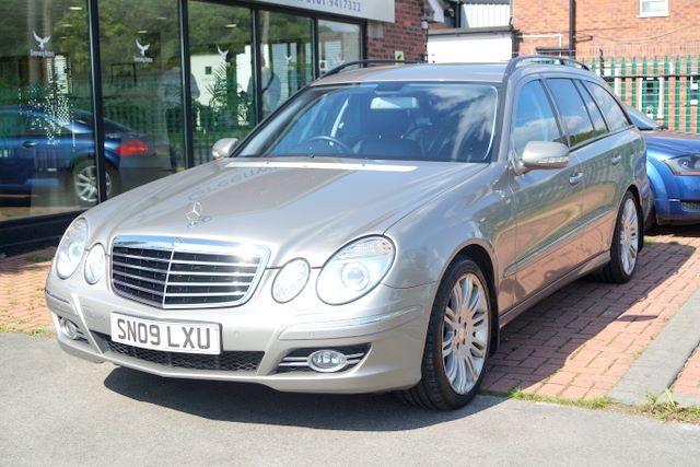 used Mercedes E280 CDI SPORT ESTATE  in ashley-cheshire