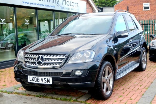 used Mercedes ML320 3.0 CDI EDITION 10 in ashley-cheshire