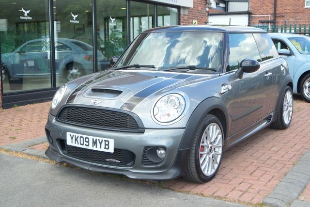 used MINI Hatch JOHN COOPER WORKS in ashley-cheshire