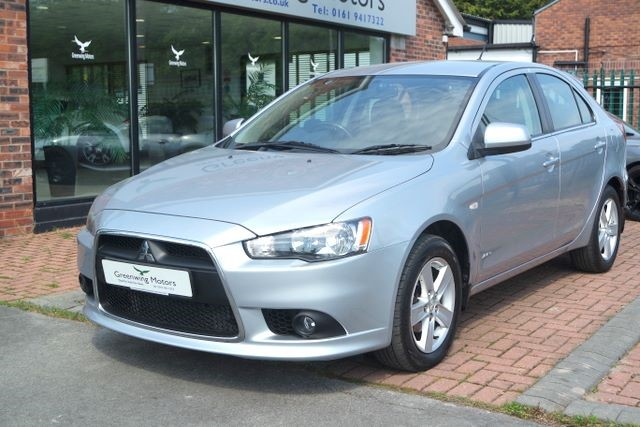 used Mitsubishi Lancer JURO DI-D 2.0 5DR HATCHBACK in ashley-cheshire