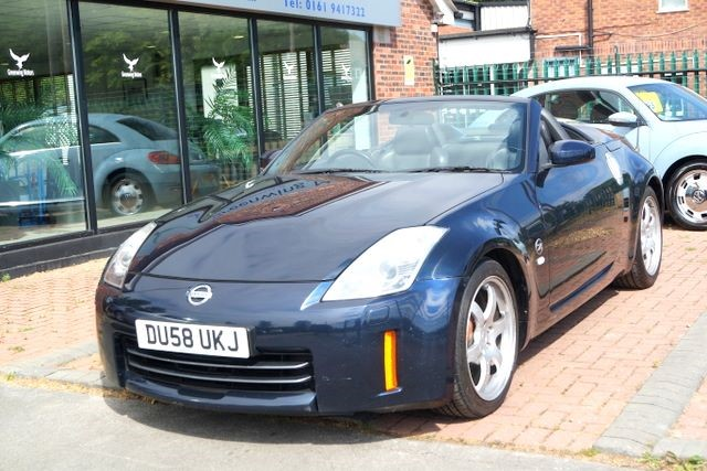 used Nissan 350Z 3.5 V6 313 ROADSTER in ashley-cheshire