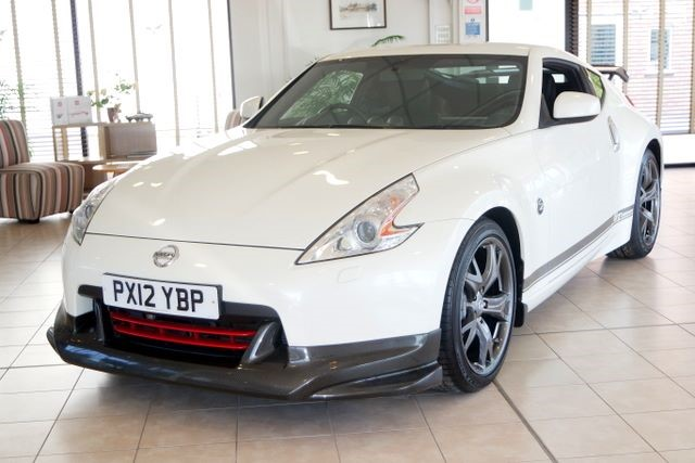used Nissan 370Z V6 GT EDITION COUPE in ashley-cheshire