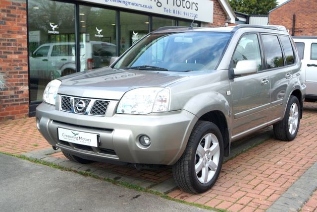 used Nissan X-Trail COLUMBIA 4WD in ashley-cheshire