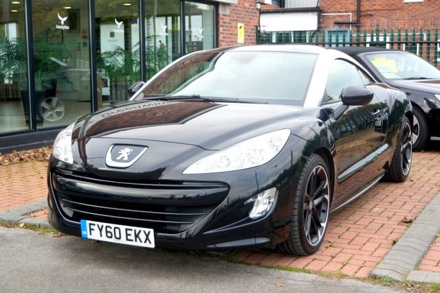 used Peugeot RCZ THP GT COUPE- HIGH SPEC in ashley-cheshire