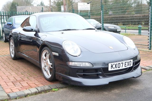 used Porsche 911 CARRERA 4S AWD COUPE - SAT NAV in ashley-cheshire