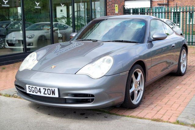 used Porsche 911 CARRERA 2 COUPE - SAT NAV  in ashley-cheshire