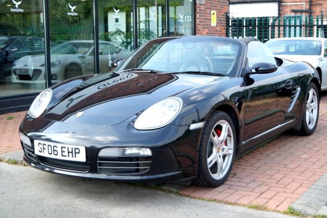 used Porsche Boxster S CONVERTIBLE - LOW MILES in ashley-cheshire