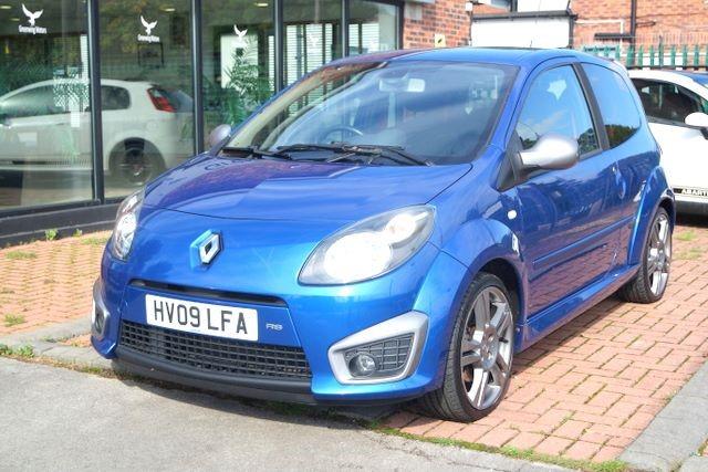 used Renault Twingo RENAULTSPORT in ashley-cheshire