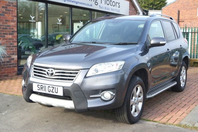 used Toyota RAV4 XT-R D-CAT 4WD AUTO in ashley-cheshire