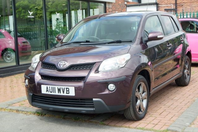 used Toyota Urban Cruiser D-4D 4WD HATCHBACK in ashley-cheshire