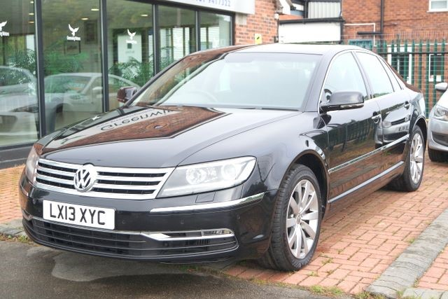 VW Phaeton for sale