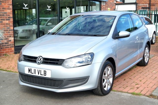 used VW Polo SE DSG 3DR HATCHBACK in ashley-cheshire