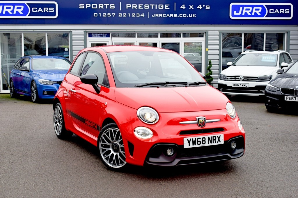 used Abarth 595 595 T-Jet 70th USED in chorley-lancashire