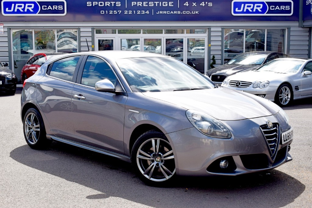 used Alfa Romeo Giulietta TB MULTIAIR EXCLUSIVE TCT in preston-lancashire
