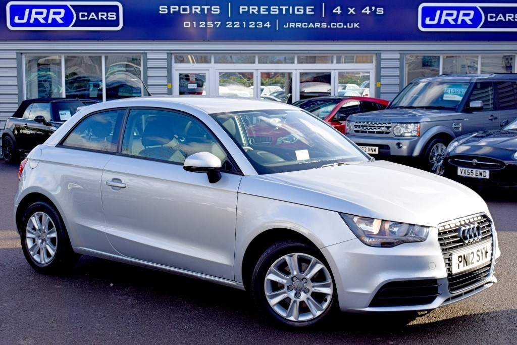 used Audi A1 TDI SE in preston-lancashire