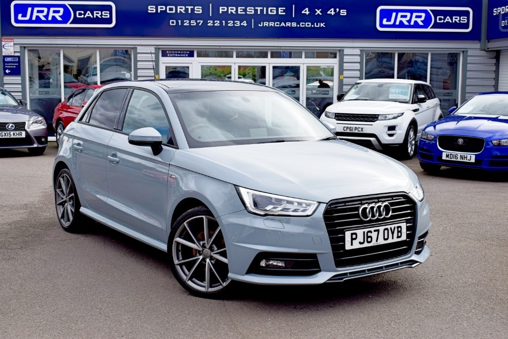 used Audi A1 SPORTBACK TFSI S LINE BLACK EDITION USED in chorley-lancashire