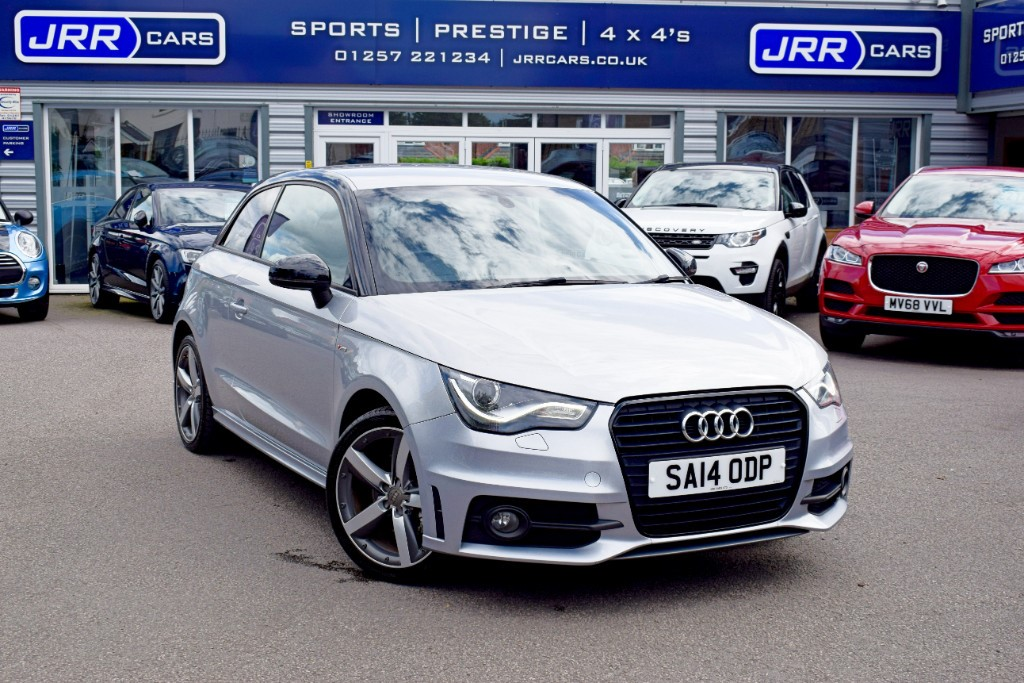 used Audi A1 TFSI S LINE STYLE EDITION USED in chorley-lancashire
