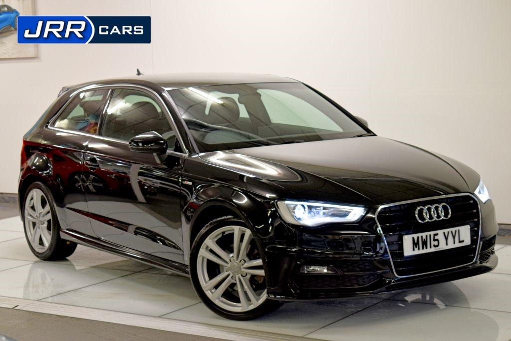 used Audi A3 TFSI S LINE in preston-lancashire