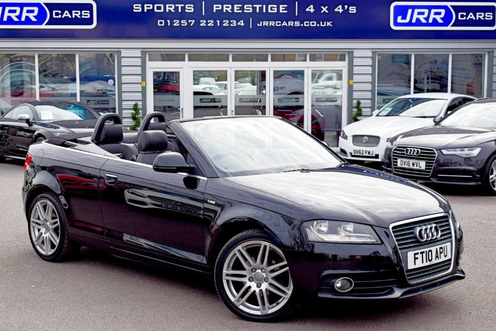 used Audi A3 TFSI S LINE in preston-lancashire