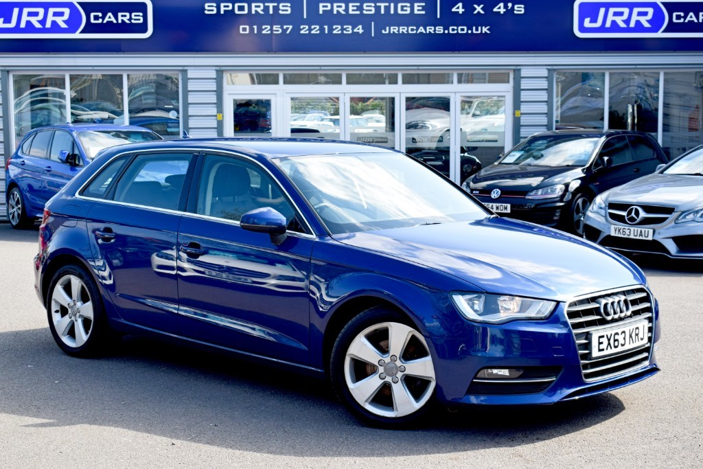 used Audi A3 TDI SPORT in preston-lancashire