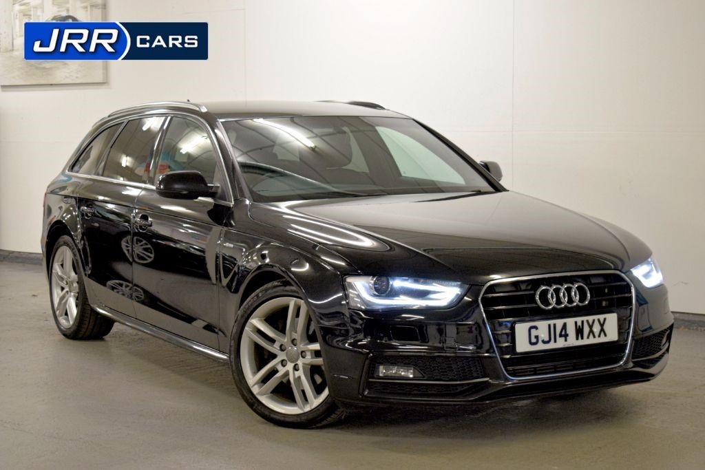 used Audi A4 Avant TDI S LINE START/STOP in preston-lancashire