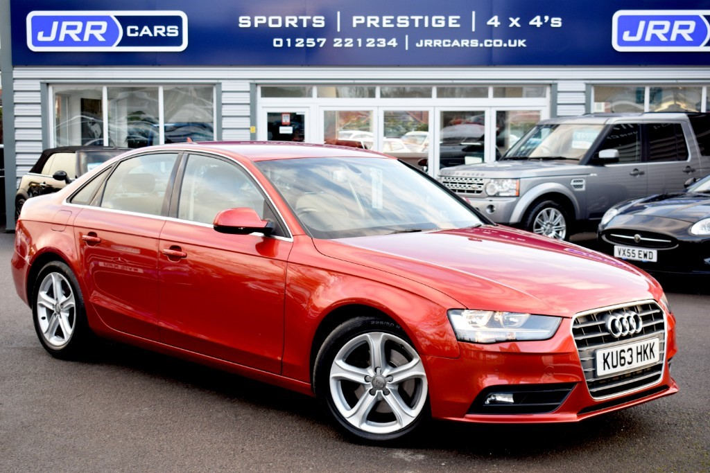 used Audi A4 TDI SE TECHNIK in preston-lancashire