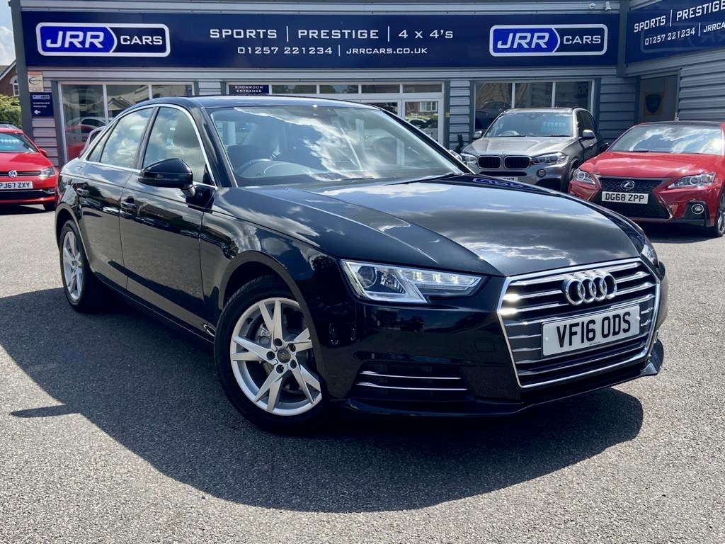used Audi A4 TFSI SPORT USED in chorley-lancashire