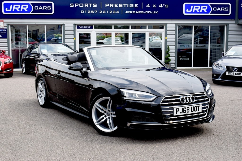 used Audi A5 TFSI S LINE USED in chorley-lancashire