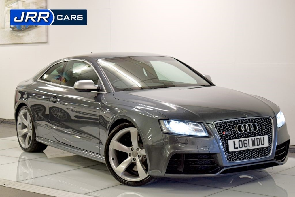 used Audi A5 RS5 FSI QUATTRO in preston-lancashire