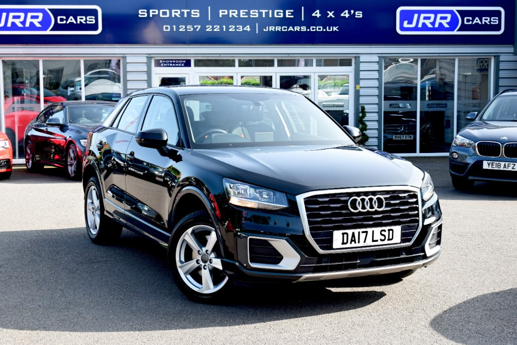 used Audi Q2 TFSI SPORT USED in chorley-lancashire