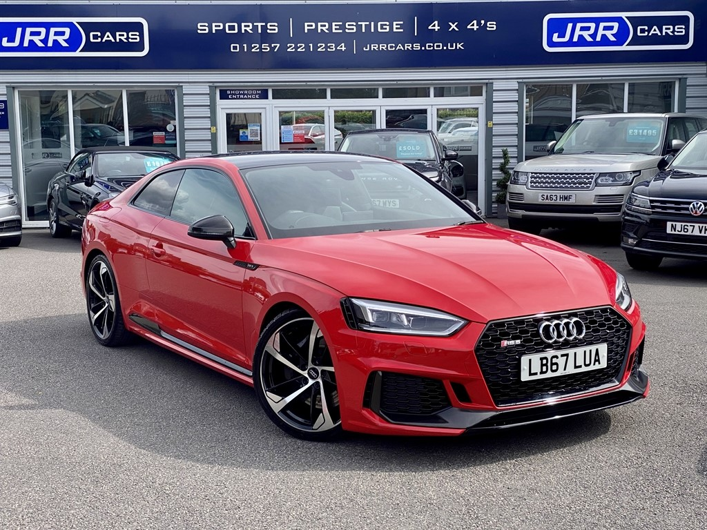 used Audi RS5 RS 5 TSFI QUATTRO USED in chorley-lancashire