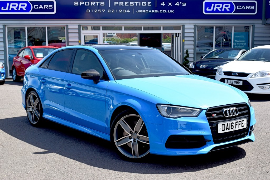 used Audi S3 QUATTRO NAV in preston-lancashire