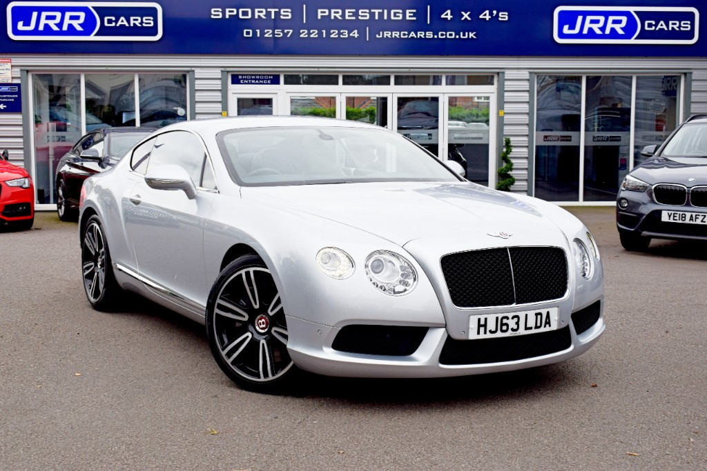 used Bentley Continental GT V8 USED in chorley-lancashire