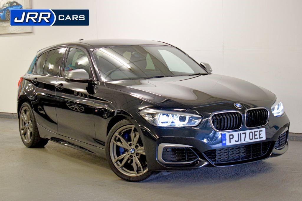 used BMW 1 Series M 140I in preston-lancashire