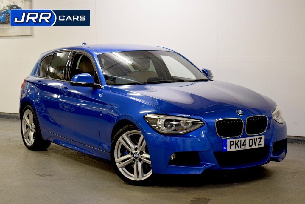 used BMW 116i M SPORT in preston-lancashire