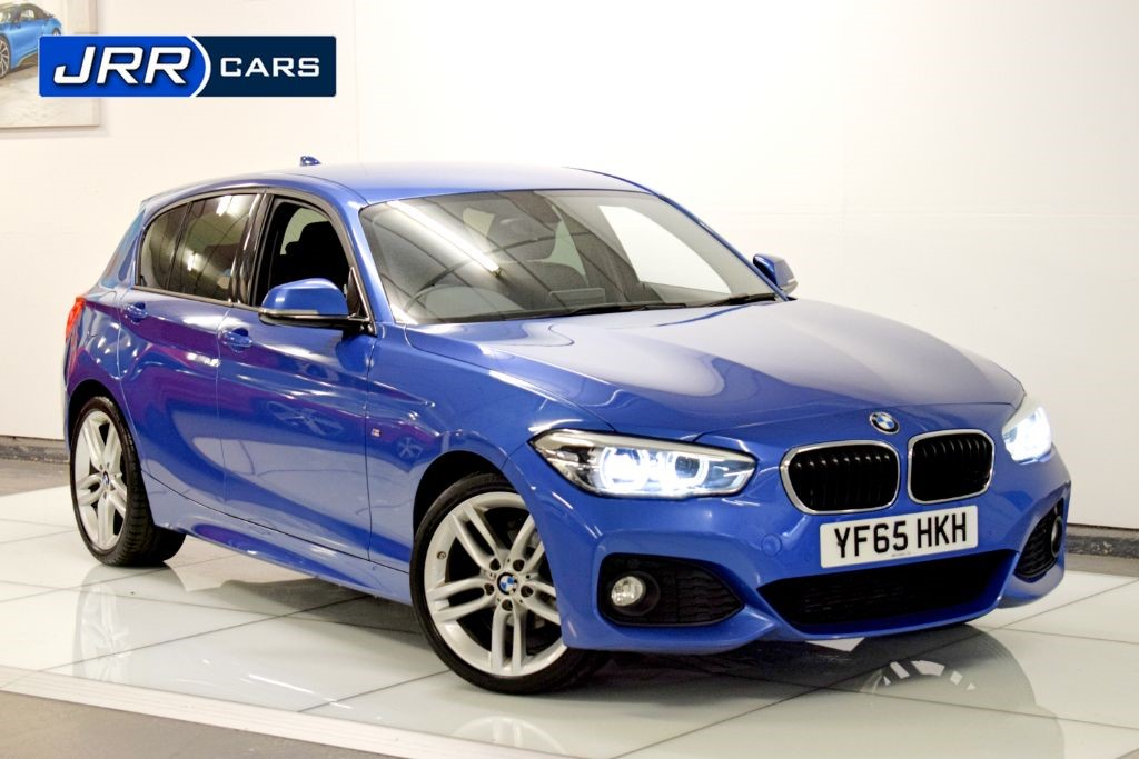used BMW 118d M SPORT in preston-lancashire
