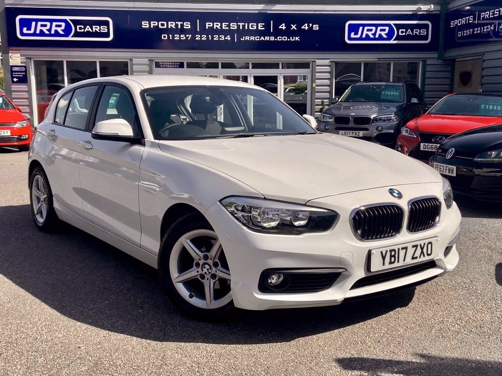 used BMW 116d ED PLUS USED in chorley-lancashire
