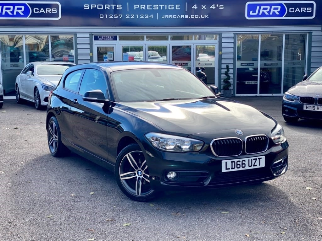 used BMW 116d SPORT USED in chorley-lancashire